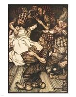 Snow White Fine Art Print