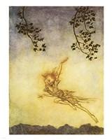 Puck, a Sprite Fine Art Print