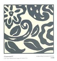 Centennial I Framed Print