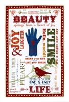 Beauty Love Fine Art Print