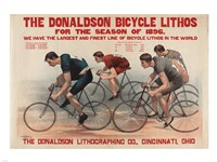 The Donaldson Bicycle Fine Art Print