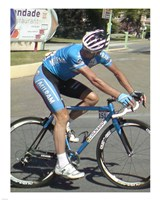Erik Zabel Tour de France 2008 Fine Art Print