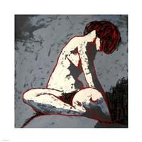 Figure Study Fine Art Print
