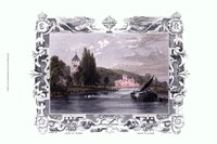 Bisham Abbey Fine Art Print