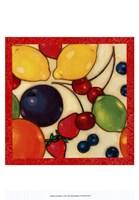 Fruit Medley I Fine Art Print