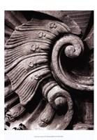 Stone Carving I Fine Art Print