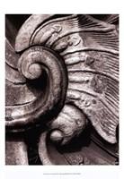 Stone Carving II Fine Art Print