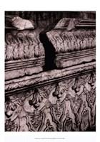 Stone Carving III Fine Art Print