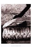 Stone Carving IV Fine Art Print