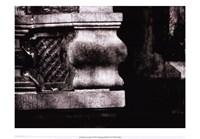 Stone Carving VI Fine Art Print