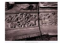 Stone Carving VII Fine Art Print