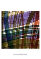 Paintstroke Tile II Fine Art Print