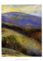 Mountain View III Fine Art Print