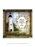 Florida Lighthouse I Fine Art Print