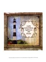 Florida Lighthouse II Fine Art Print