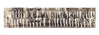 Inner City Beauties, Atlantic City 1926 Framed Print