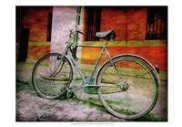 Bicicletta III Framed Print