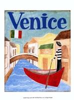 Venice (A) Fine Art Print
