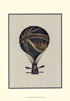 Vintage Ballooning IV Fine Art Print