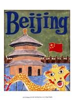 Bejing (A) Framed Print