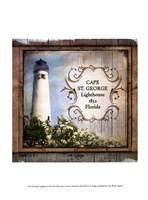 Florida Lighthouse X Fine Art Print