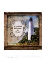 Florida Lighthouse XII Fine Art Print