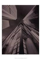 Skyrise View IV Fine Art Print