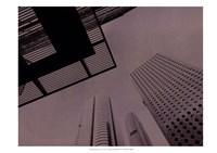 Skyrise View VI Fine Art Print