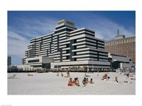 Tropicana Casino and Resort Atlantic City New Jersey USA Fine Art Print
