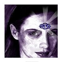 Third Eye Chakra Fine Art Print