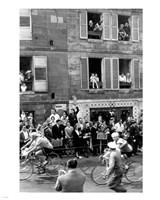 Tour de France 1958 Fine Art Print