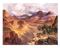 Grand Canyon of the Colorado Fine Art Print