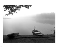 Early Morning Fishing Fine Art Print