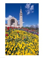 USA, Washington DC, Basilica of the National Shrine of the Immaculate Conception Framed Print