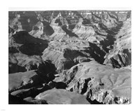 Grand Canyon canyon and ravine Fine Art Print