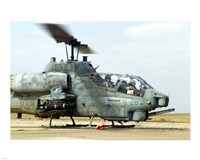 A AH-1A Cobra Fine Art Print