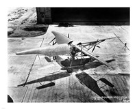 Curtiss Bleeker Helicopter Framed Print