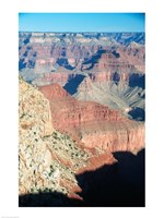 Colorful View of the Grand Canyon Fine Art Print