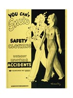 Safety Clothing Fine Art Print