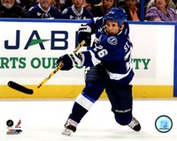 Martin St. Louis 2011-12 Action Fine Art Print