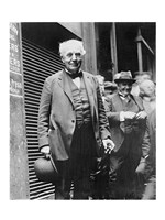 Thomas Edison Fine Art Print