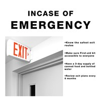 In Case Of Emergency Fine Art Print