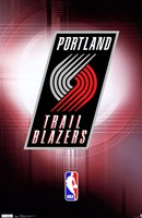 Trailblazers - Logo 11 Wall Poster