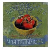 Ristorante I - mini Framed Print