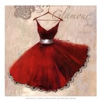 Glamour - mini Fine Art Print