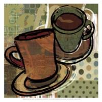 Java Print III - mini Fine Art Print