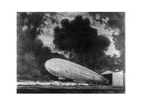 The Zeppelin Fine Art Print