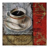 Fresh Brewed - mini Fine Art Print