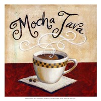 Mocha Java - mini Framed Print
