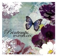 Papillon - mini Fine Art Print